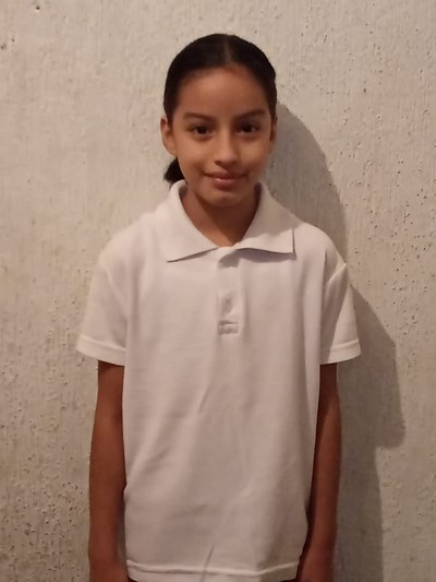 Help Yaretzi Guadalupe by becoming a child sponsor. Sponsoring a child is a rewarding and heartwarming experience.