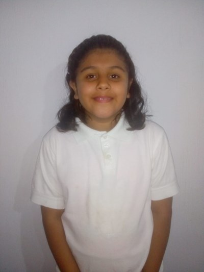 Help Valeria Denisse by becoming a child sponsor. Sponsoring a child is a rewarding and heartwarming experience.