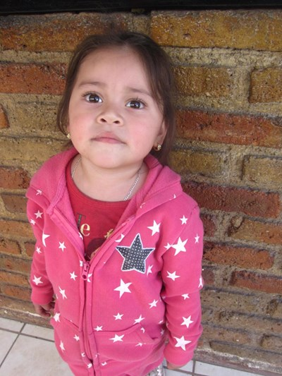 Help Sonia Noemí by becoming a child sponsor. Sponsoring a child is a rewarding and heartwarming experience.