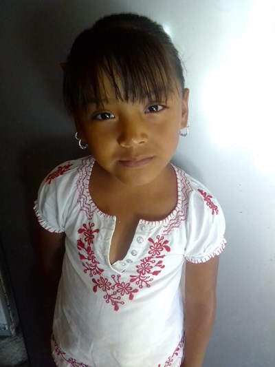 Help Alexa Guadalupe by becoming a child sponsor. Sponsoring a child is a rewarding and heartwarming experience.