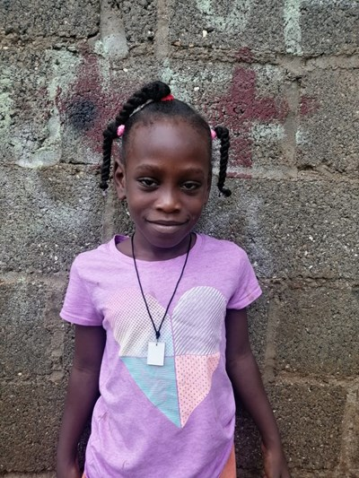 Help Lorenny by becoming a child sponsor. Sponsoring a child is a rewarding and heartwarming experience.