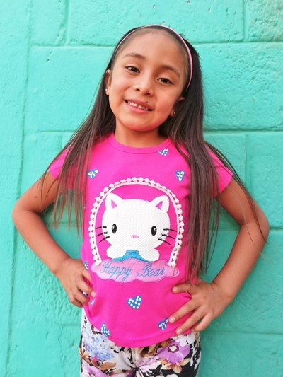 Help Genesis Abigail by becoming a child sponsor. Sponsoring a child is a rewarding and heartwarming experience.