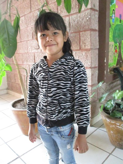 Help Fátima Guadalupe by becoming a child sponsor. Sponsoring a child is a rewarding and heartwarming experience.