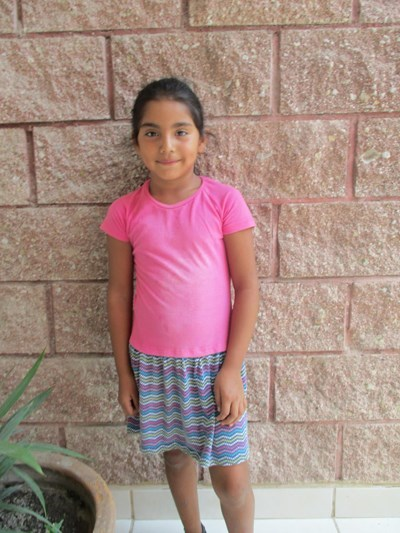 Help Camila Andrea by becoming a child sponsor. Sponsoring a child is a rewarding and heartwarming experience.