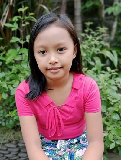 Help Crystel Shane V. by becoming a child sponsor. Sponsoring a child is a rewarding and heartwarming experience.