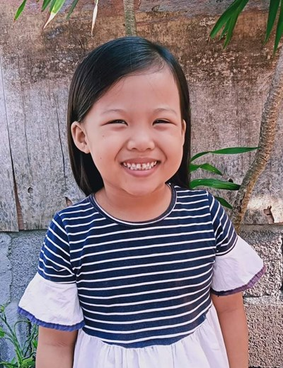 Help Krista Fatima R. by becoming a child sponsor. Sponsoring a child is a rewarding and heartwarming experience.
