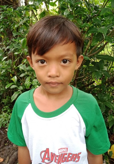Help Cyrus G. by becoming a child sponsor. Sponsoring a child is a rewarding and heartwarming experience.