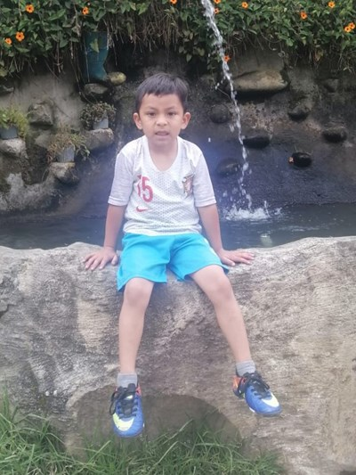 Help Matias Damian by becoming a child sponsor. Sponsoring a child is a rewarding and heartwarming experience.