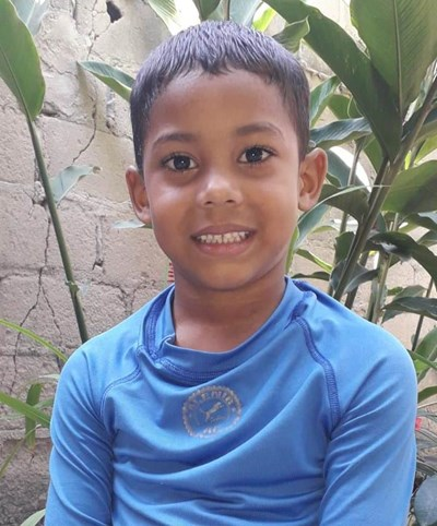 Help Kleybran Jose by becoming a child sponsor. Sponsoring a child is a rewarding and heartwarming experience.