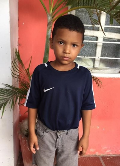 Help Anjel Antonio by becoming a child sponsor. Sponsoring a child is a rewarding and heartwarming experience.
