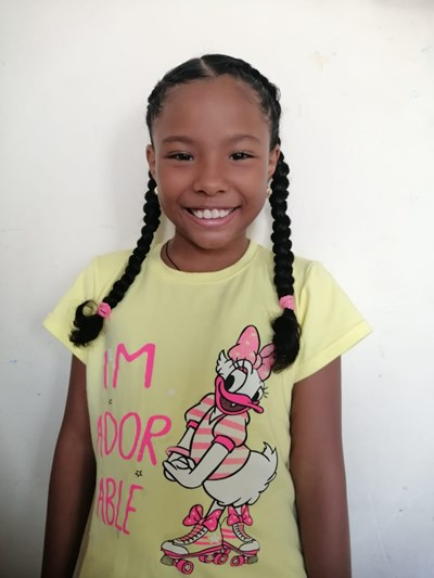 Help Lisyeth Paola by becoming a child sponsor. Sponsoring a child is a rewarding and heartwarming experience.
