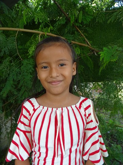 Help Gabriela Alexandra by becoming a child sponsor. Sponsoring a child is a rewarding and heartwarming experience.