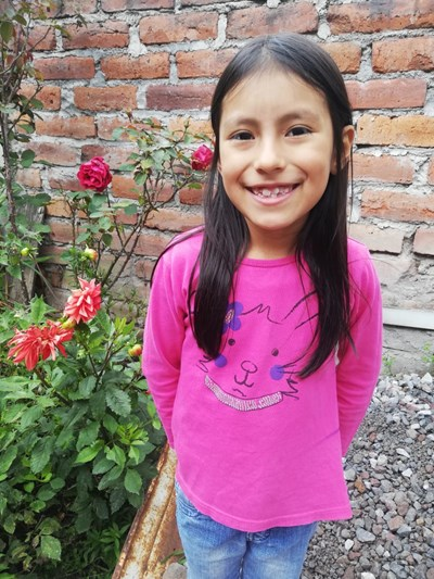 Help Ambar Sofia by becoming a child sponsor. Sponsoring a child is a rewarding and heartwarming experience.