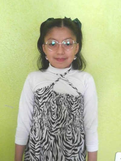 Help Michelle Anali by becoming a child sponsor. Sponsoring a child is a rewarding and heartwarming experience.