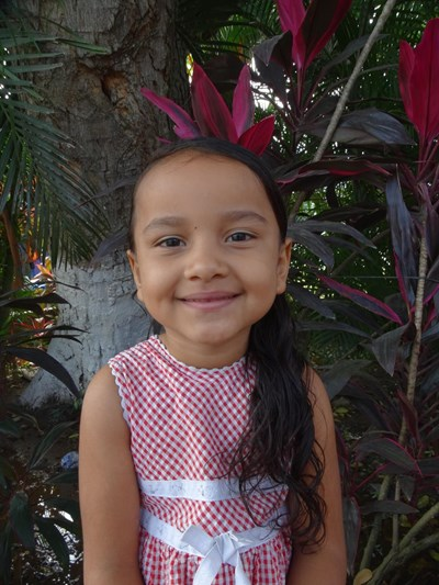 Help Brittany Julieth by becoming a child sponsor. Sponsoring a child is a rewarding and heartwarming experience.