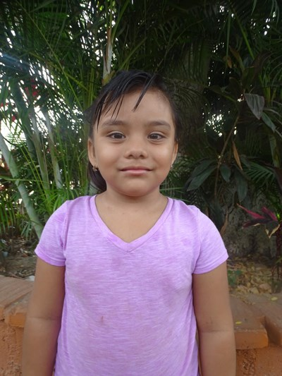 Help Angelly Elizabeth by becoming a child sponsor. Sponsoring a child is a rewarding and heartwarming experience.