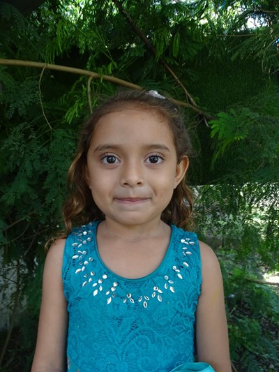Help Brithany Fabiola by becoming a child sponsor. Sponsoring a child is a rewarding and heartwarming experience.