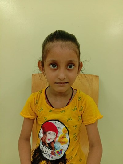Help Abha by becoming a child sponsor. Sponsoring a child is a rewarding and heartwarming experience.