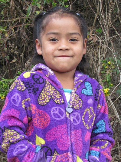 Help Estrellita Joslaydi by becoming a child sponsor. Sponsoring a child is a rewarding and heartwarming experience.