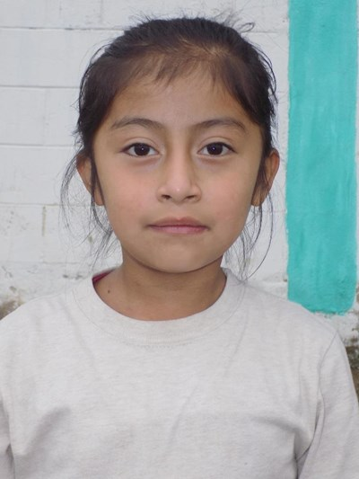 Help Yenifer Sarai by becoming a child sponsor. Sponsoring a child is a rewarding and heartwarming experience.