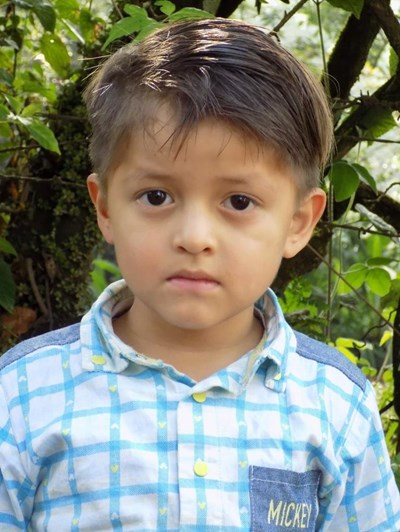 Help Manfred Gustavo by becoming a child sponsor. Sponsoring a child is a rewarding and heartwarming experience.