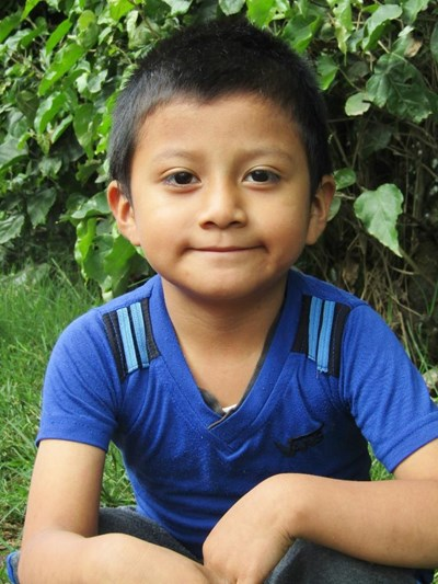 Help Cesar Andres by becoming a child sponsor. Sponsoring a child is a rewarding and heartwarming experience.