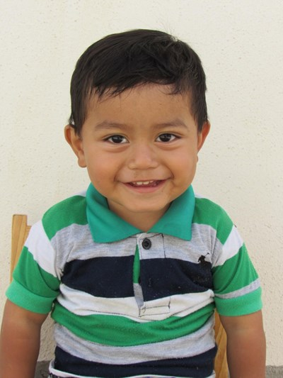 Help Dario Ignacio by becoming a child sponsor. Sponsoring a child is a rewarding and heartwarming experience.