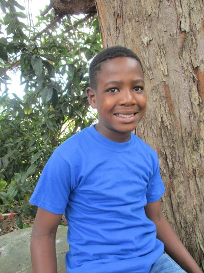 Help Albert Manaurys by becoming a child sponsor. Sponsoring a child is a rewarding and heartwarming experience.