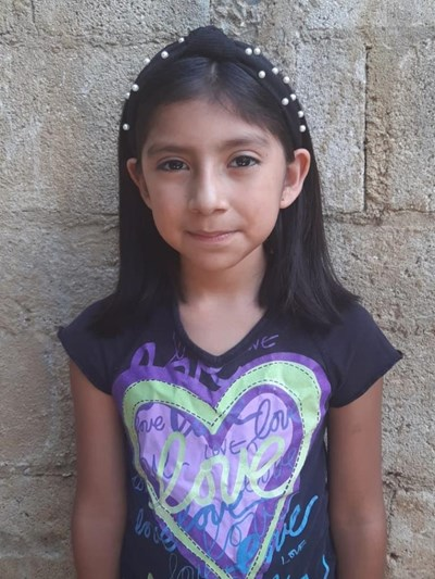 Help Genesis Yamileth by becoming a child sponsor. Sponsoring a child is a rewarding and heartwarming experience.