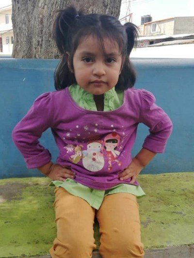Help Betzy Cristal by becoming a child sponsor. Sponsoring a child is a rewarding and heartwarming experience.