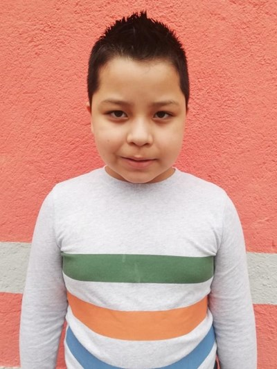 Help Kenneth Josue Francisco by becoming a child sponsor. Sponsoring a child is a rewarding and heartwarming experience.
