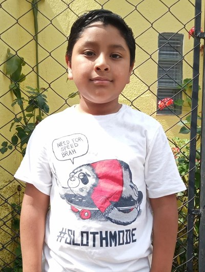Help Yefferson Adolfo by becoming a child sponsor. Sponsoring a child is a rewarding and heartwarming experience.