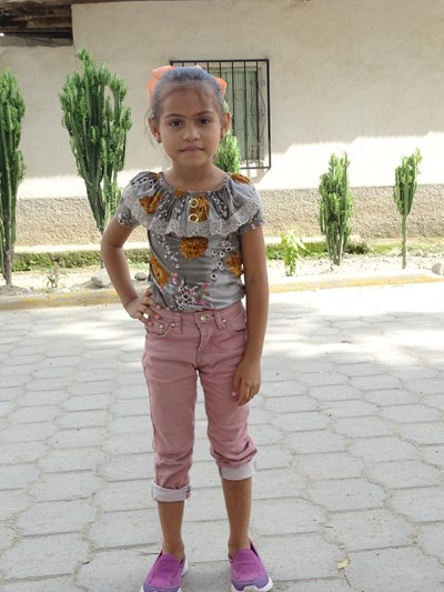Help Mayli Yaretzi by becoming a child sponsor. Sponsoring a child is a rewarding and heartwarming experience.