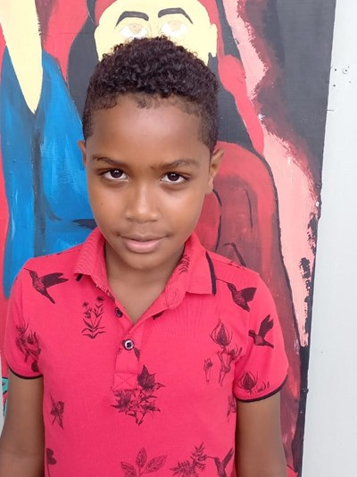 Help Noerlin by becoming a child sponsor. Sponsoring a child is a rewarding and heartwarming experience.