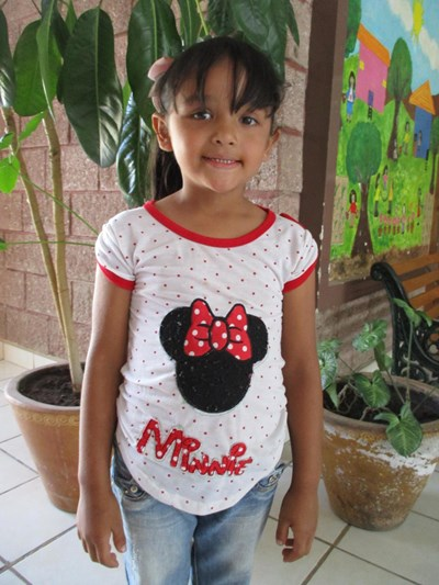 Help Ximena by becoming a child sponsor. Sponsoring a child is a rewarding and heartwarming experience.