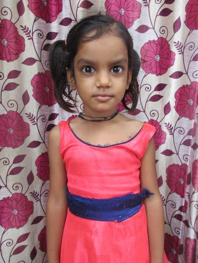 Help Swati by becoming a child sponsor. Sponsoring a child is a rewarding and heartwarming experience.