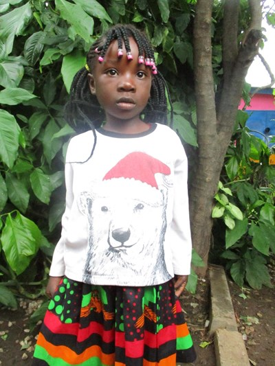 Help Patience by becoming a child sponsor. Sponsoring a child is a rewarding and heartwarming experience.