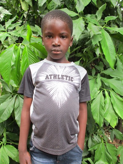 Help Dalitso Eugene by becoming a child sponsor. Sponsoring a child is a rewarding and heartwarming experience.