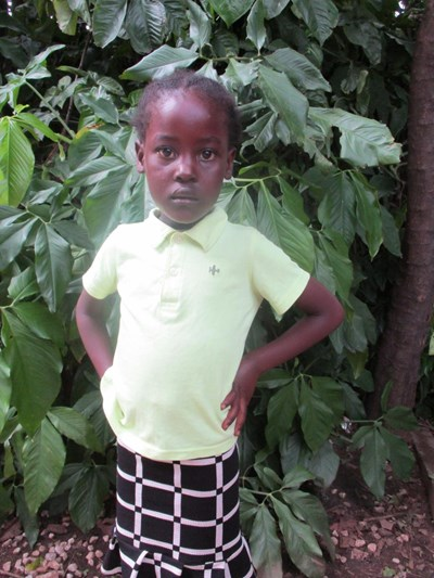 Help Grace by becoming a child sponsor. Sponsoring a child is a rewarding and heartwarming experience.