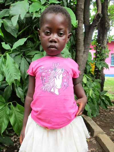 Help Hildah by becoming a child sponsor. Sponsoring a child is a rewarding and heartwarming experience.