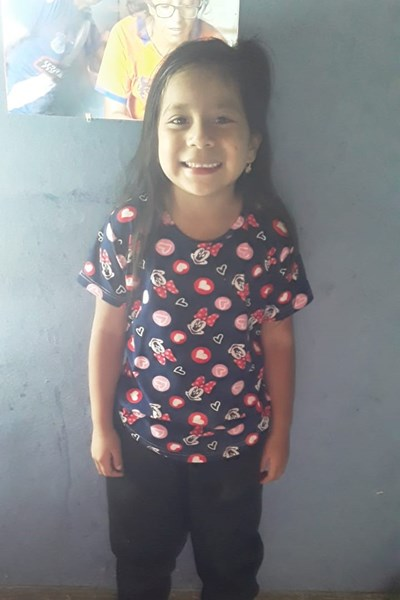 Help Prisila Briseida by becoming a child sponsor. Sponsoring a child is a rewarding and heartwarming experience.