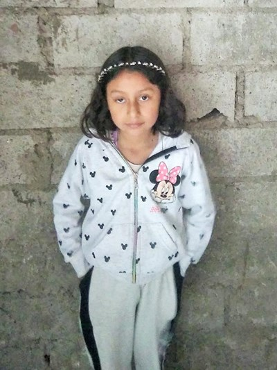 Help Darly Jazmin by becoming a child sponsor. Sponsoring a child is a rewarding and heartwarming experience.