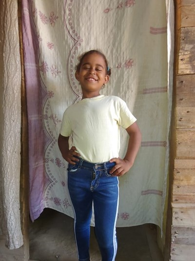 Help Rosanny Altagracia by becoming a child sponsor. Sponsoring a child is a rewarding and heartwarming experience.