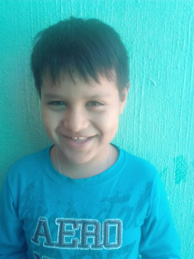Help Alan Ezequiel by becoming a child sponsor. Sponsoring a child is a rewarding and heartwarming experience.