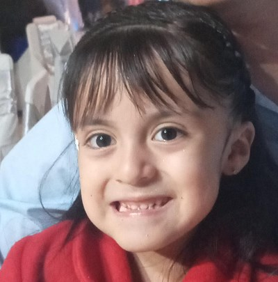 Help Sofia Guadalupe by becoming a child sponsor. Sponsoring a child is a rewarding and heartwarming experience.