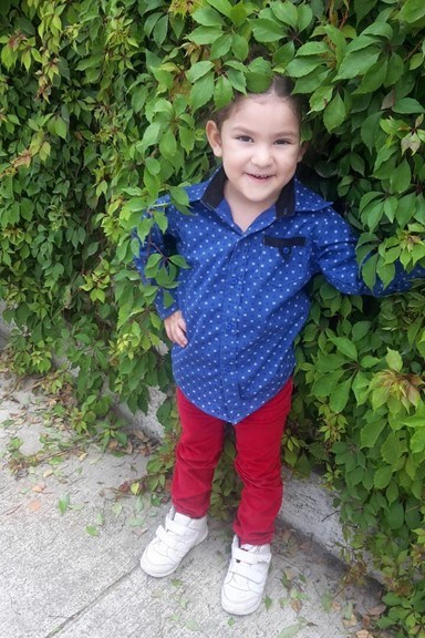 Help Aitana Sofia by becoming a child sponsor. Sponsoring a child is a rewarding and heartwarming experience.