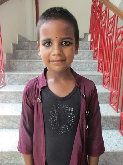 Help Jiya by becoming a child sponsor. Sponsoring a child is a rewarding and heartwarming experience.