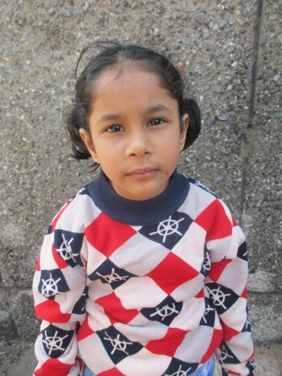 Help Aarohi by becoming a child sponsor. Sponsoring a child is a rewarding and heartwarming experience.