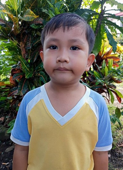 Help Adrian A. by becoming a child sponsor. Sponsoring a child is a rewarding and heartwarming experience.