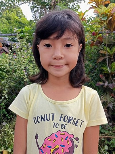 Help Krystel Dianne L. by becoming a child sponsor. Sponsoring a child is a rewarding and heartwarming experience.